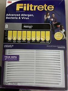 3M Filtrete B Filter Honeywell HAP8650(B) HEPA Allergen Virus Air Purifier New