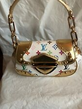 Au LOUIS VUITTON Monogram Multicolor Marilyn Hand Bag