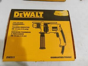 """DEWALT DW511 1/2"""" Hammer Drill"""