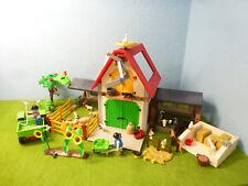 Bauernhof Erntewagen Tiere Figuren Stallung zu 4490 Country Playmobil 600