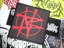 Nailbomb Patch Cavalera Conspiracy Old Sepultura Max