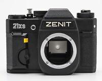Zenit 21XS russische Spiegelreflexkamera body SLR Kamera Analogkamera Topzustand