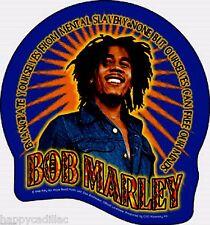 Bob Marley Emancipate Yourselves Vinyl Sticker Rare Circa 1998
