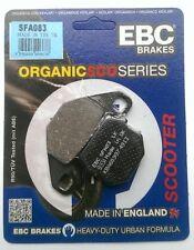 Keeway Matrix 125 (2006) EBC Organic FRONT Disc Brake Pads (SFA83) (1 Set)