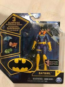 Spin Master DC Comics Batgirl 1st Edition Brand NEW