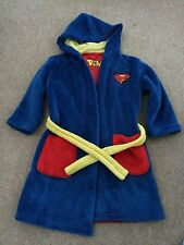 Fleece Nightwear Robes for Boys 2-16 Years