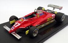 GP Replicas 1/18 Scale GP19A - F1 Ferrari 126C2 - #27 Gilles Villeneuve