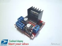 Dual H Bridge Stepper Motor Drive Controller Board Module For Arduino L298N