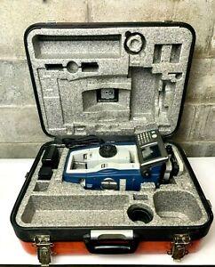 "Sokkia SX-105T 5"" Robotic Total Station Bluetooth SX105T Optical Plummet"