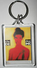 DEPECHE MODE Acrylic Keyring Double Sided Old/Vtg 1990`s
