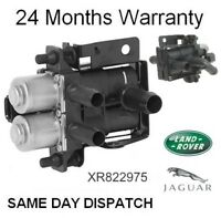 Jaguar S Type HVAC Heater Control Valve XR822975 XR-822975 2000 - 2003 S-Type