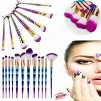 12 / 7 Pcs Professional Make up Brushes Set Makeup Cosmetic Kit Set