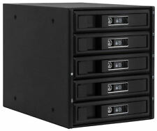 Kingwin KM-5000 5 x SATA HDD to 3 X 5.25inch Bay Mobile Rack