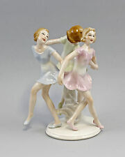 Porzellanfigur Tanzende Kinder Reigen Ens H18cm 9941483