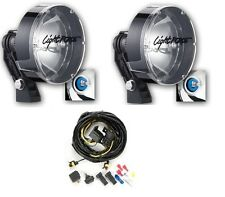 Lightforce Hid140T 35W Hid Pair with Wiring Harness Fog & Snow