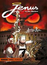 JENUS APOCALYPSE ROME - NUOVO - MAGIC PRESS - MANGA