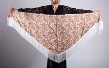 spanish flamenco shawl, Mantoncillo De Flamenco