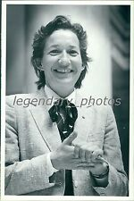 1986 Portrait of Astronaut Mary Cleave Original Photo
