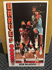 1976 TOPPS # 140 BOB McAdoo ** BUFFALO BRAVES ** SUPER SHARP ** RBB-6879