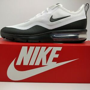 NWT Nike Air Max Sequent 4.5 Running Shoes White & Black Men's