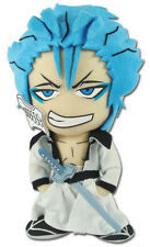 Bleach 8'' Grimmjow Plush Licensed NEW