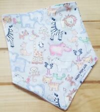 Jungle Baby Bibs & Burp Cloths