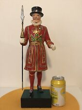 """Yeoman of the Guard Beefeater Figure 17"""" British Queen Body Guard"""