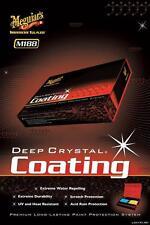 Meguiars Deep Crystal Coat kit M18802