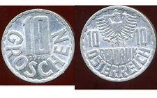 AUTRICHE 10 groschen 1970   ( bis )
