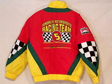 Nascar Hendrick Motorsport #5 Terry Labonte vintage jacket / men L / rare / b10