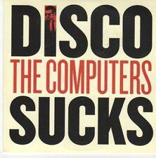 (EB450) The Computers, Disco Sucks - DJ CD