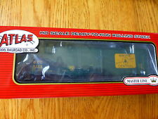 Atlas HO #20001840 (Rd #9109) Maine Central 50' Single Door Box Car RTR