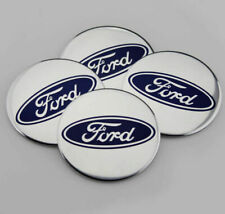 "4X 2.2"" 56mm Car Wheel Center Caps Hub Caps Cover Emblem Badge Decal Stickers"