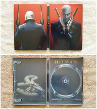 steelbook hitman / PS3 . xbox 360 / no game
