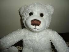 Hamtaro BIJOU Hamster & White Teddy Bear Princess Soft Toys