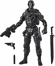Hasbro G.I. Joe Classified Series Snake Eyes Action Figure 02 Collectible Premiu