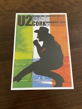 U2 - Joshua Tree European Tour 1987 - Parc Ui Chaoimh - Cork Saturday August 8th