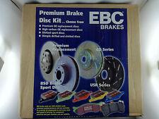 EBC D657 Bremsscheiben HA Premium Disc Mercedes-Benz SL R129 190 W201 Evo II 2.5