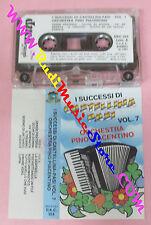 MC ORCHESTRA PINO PIACENTINO I successi di castellina pasi 7 no cd lp vhs dvd