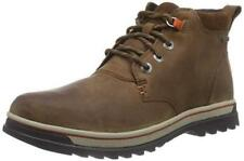 aff947a71a6bf Clarks WATERPROOF Ripway Hill Gtx CUSHION-PLUS Tan Leather Boot MEN UK-14 G