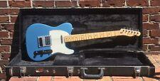 Fender 60th Anniversary Telecaster - Tele Bration Ltd Ed - Lake Placid Blue MIM