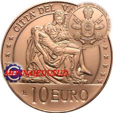 10 Euro CC Cuivre Vatican 2020 - Michel-Ange