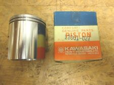 Kawasaki 350 A7 Avenger Piston & Ring STD. NOS 13001-027 / 13008-021