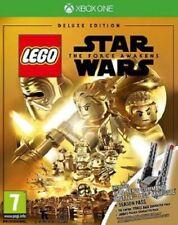 Lego Star Wars The Force Awakens - Deluxe Edition (Kylo Ren Mini Set) (Xbox One)