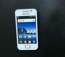 SAMSUNG GALAXY ACE S5830i ANDROID SMARTPHONE *WHITE*UNLOCKED*