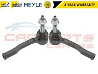 FOR VAUXHALL ASTRA K 2015- FRONT AXLE LEFT RIGHT TRACK TIE ROD END ENDS MEYLE HD