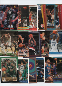MICHIGAN STATE SPARTANS 50 CARD BASKETBALL LOT MAGIC, BROWN, SMITH, VINCENT...