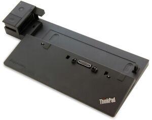 Lenovo ThinkPad Pro Dock - 65W EU - USB 2.0, USB 3.0, Ethernet, VGA 40A10065EU