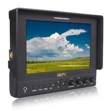 """7"""" 16:9 MONITOR LILLIPUT MODELLO 663/O IN/OUT HDMI IDEALE PER REFLEX DIGITALI"""