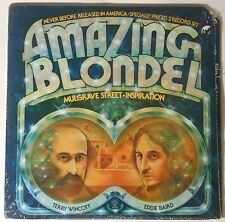 Amazing Blondel- Mulgrave Street/Inspiration (1976) DJLP-701-2 2xLP *SEALED* c/o